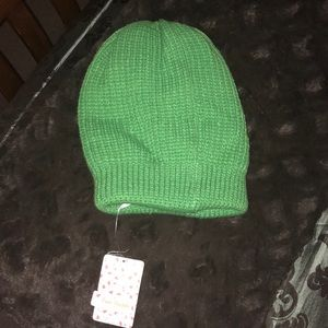 Free people woman's knit winter ❄️ hat. NWT!